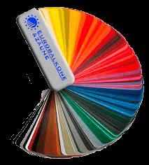 Farbauswahl Garten Zaun
