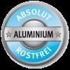 Aluminium Balkone Rostfrei